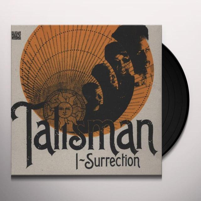 Talisman I-SURRECTION (GER) Vinyl Record
