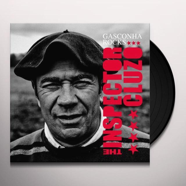 Inspector Cluzo GASCONHA ROCKS Vinyl Record