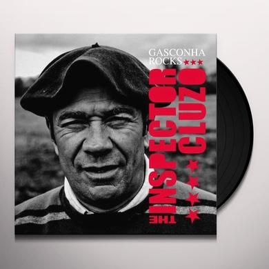 Inspector Cluzo GASCONHA ROCKS (GER) Vinyl Record
