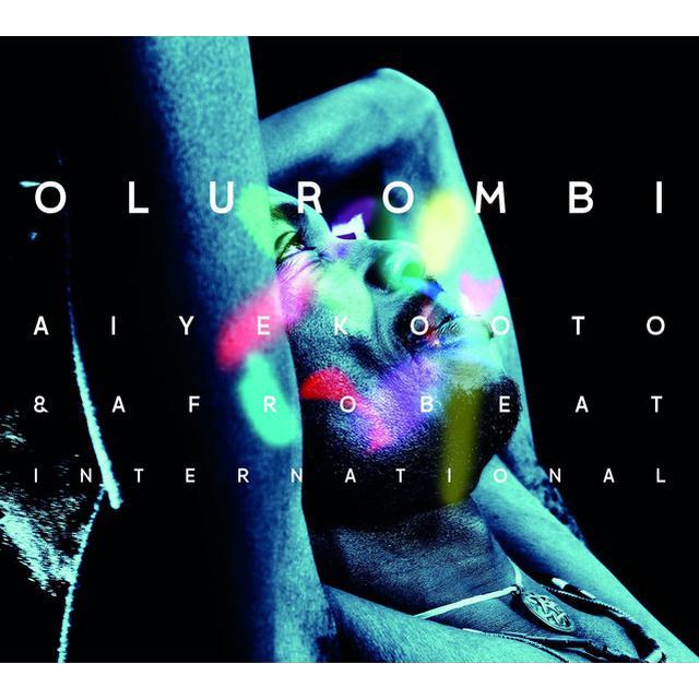 Aiyekooto / Afrobeat International OLUROMBI Vinyl Record