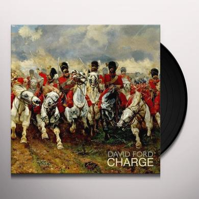 David Ford CHARGE Vinyl Record - UK Import