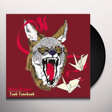 Hiatus Kaiyote TAWK TOMAHAWK Vinyl Record - Holland Import