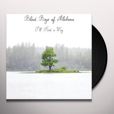 Blind Boys Of Alabama I'LL FIND A WAY Vinyl Record - Holland Import