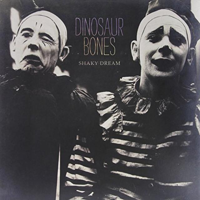 Dinosaur Bones SHAKY DREAM (180 GRAM VINYL) Vinyl Record - Canada Import