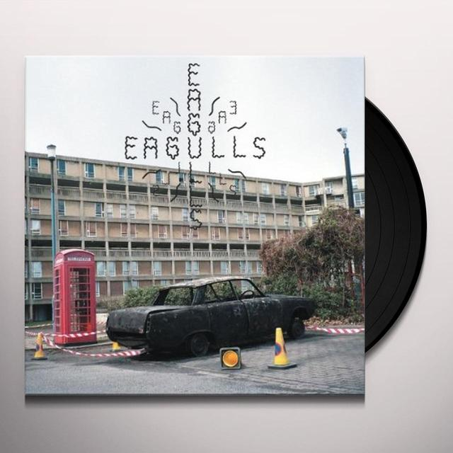EAGULLS Vinyl Record - UK Import