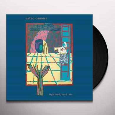 Aztec Camera HIGH LAND HARD RAIN Vinyl Record - UK Import