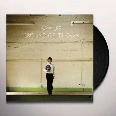 Sam Lee GROUND OF ITS OWN Vinyl Record - UK Import