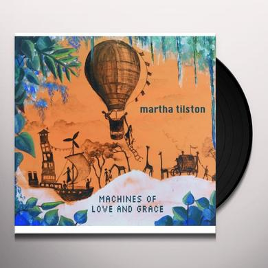 Martha Tilston MACHINES OF LOVE & GRACE Vinyl Record