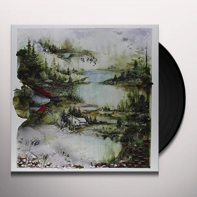 BON IVER Vinyl Record - Canada Import
