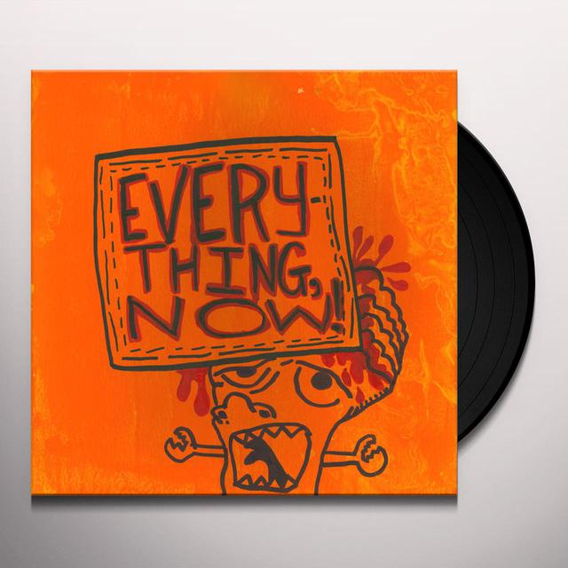 Now! Everything SUNSHINE OF DOOM Vinyl Record