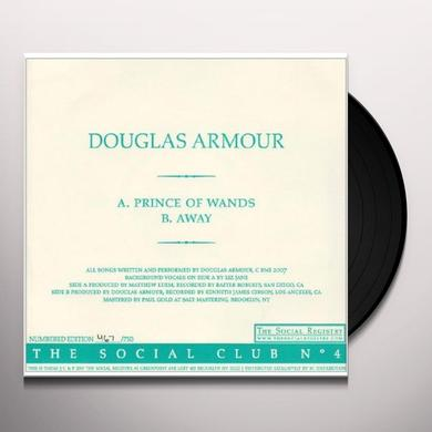 Douglas Armour SOCIAL CLUB 4 Vinyl Record - Canada Import