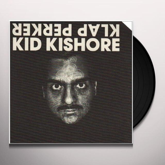 Kid Kishore SOCIAL CLUB NO. 9 Vinyl Record - Canada Import
