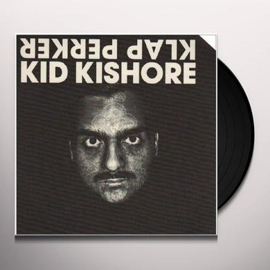 Kid Kishore SOCIAL CLUB NO. 9 Vinyl Record - Canada Import