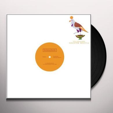 Telepathe SINISTER MILITIA Vinyl Record - Canada Import