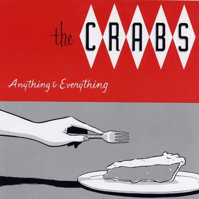 Crabs ANYTHING & EVERYTHING Vinyl Record - Canada Import