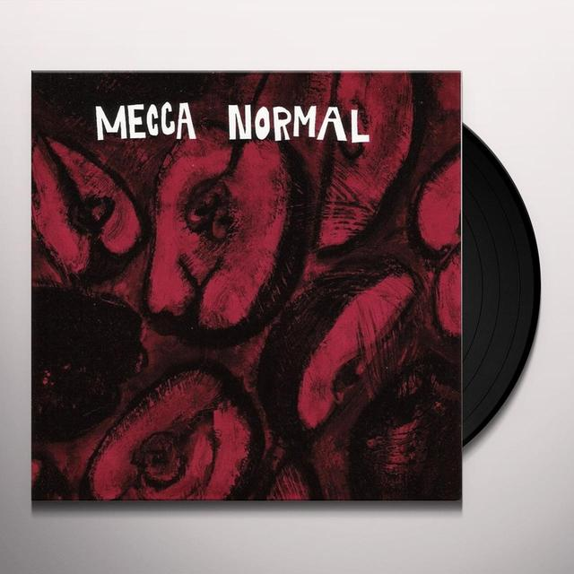 Mecca Normal ROSE Vinyl Record - Canada Import