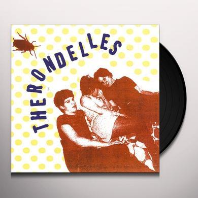 Rondelles TV ZOMBIE Vinyl Record