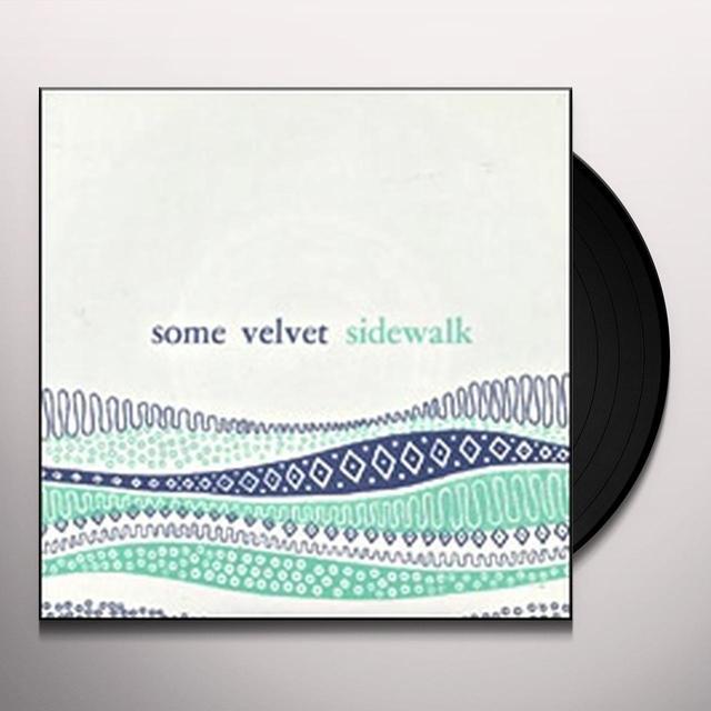 Some Velvet Sidewalk FREE FROM IT Vinyl Record - Canada Import