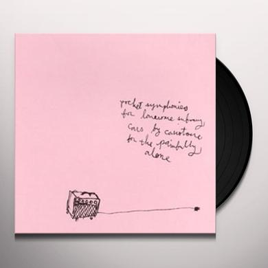 Casiotone For The Painfully Alone POCKET SYMPHONIES FOR LONESOME SUBWAY CARS Vinyl Record - Canada Release