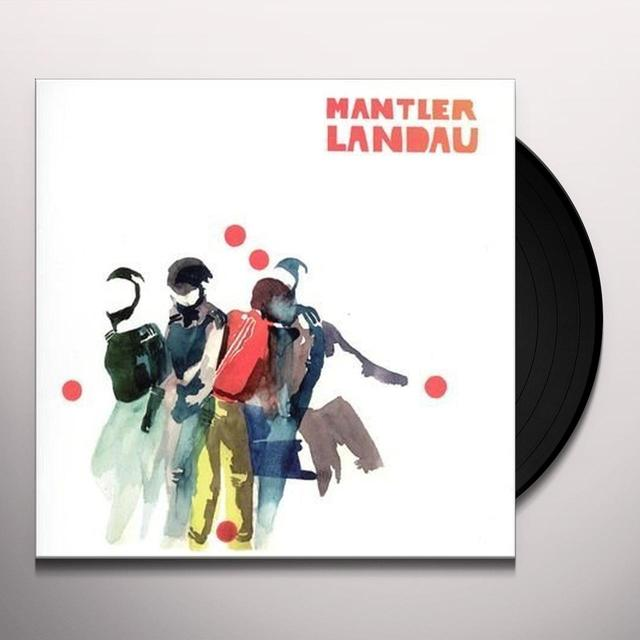Mantler LANDAU Vinyl Record - Canada Import