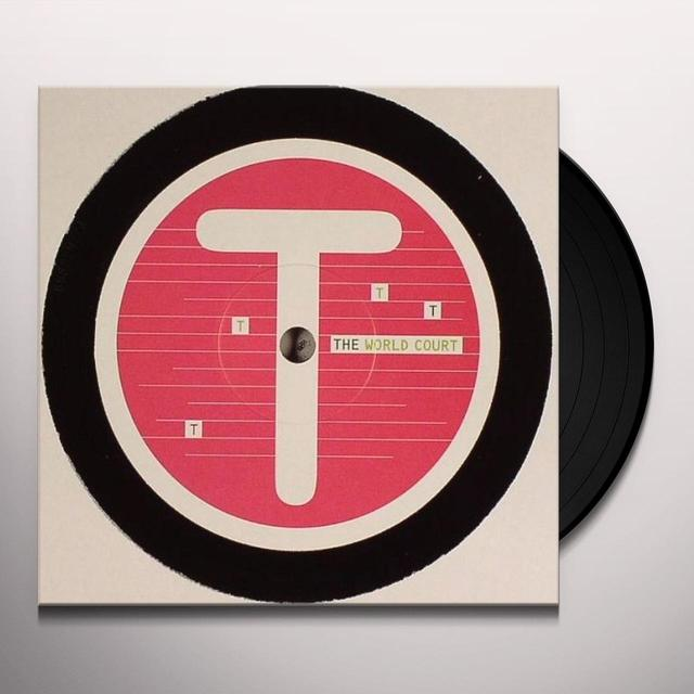 World Court TOMLAB ALPHABET SERIES-T Vinyl Record
