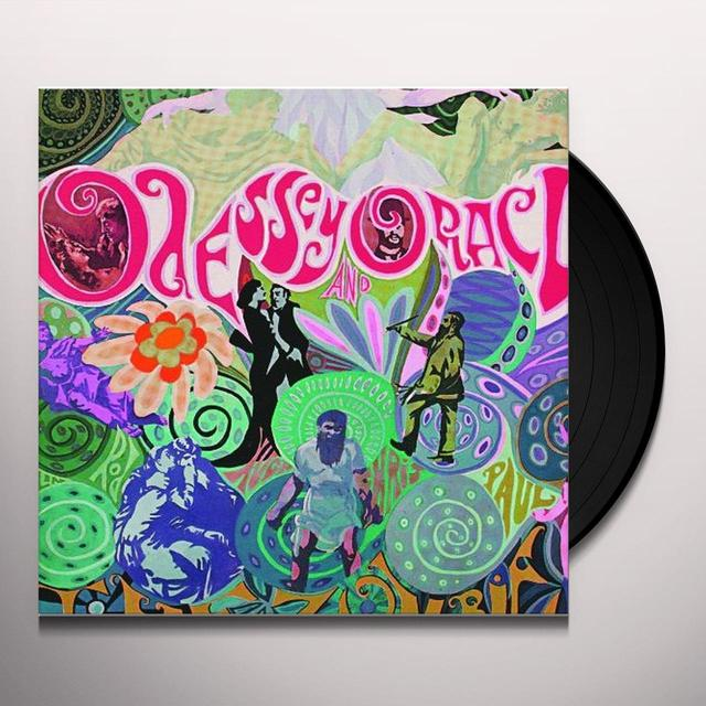 The Zombies ODESSEY & ORACLE  (GER) Vinyl Record - Mono