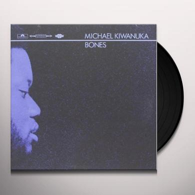 Michael Kiwanuka BONES Vinyl Record - UK Import