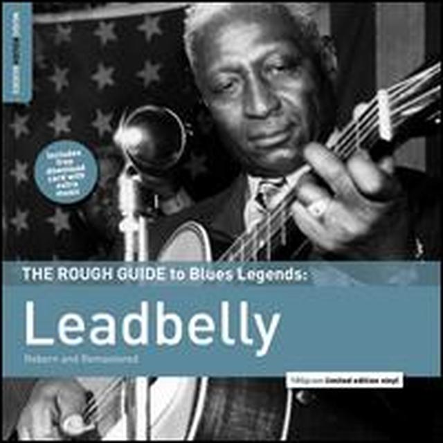 ROUGH GUIDE TO LEADBELLY (180G LIMITED EDITION VIN Vinyl Record