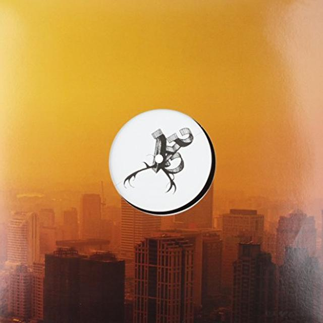 Gent Mason EDEN Vinyl Record - UK Release