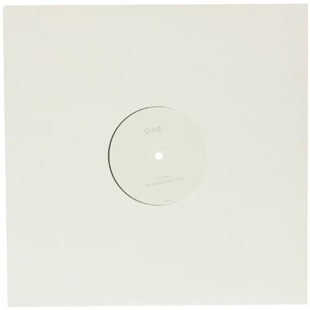 Rhye OPEN REMIXES Vinyl Record - UK Release
