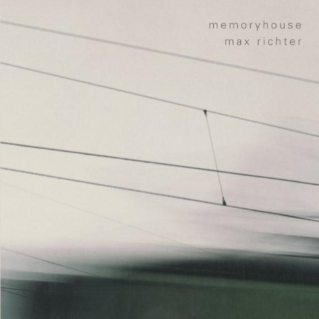 Max Richter MEMORYHOUSE: DELUXE EDITION Vinyl Record - UK Import