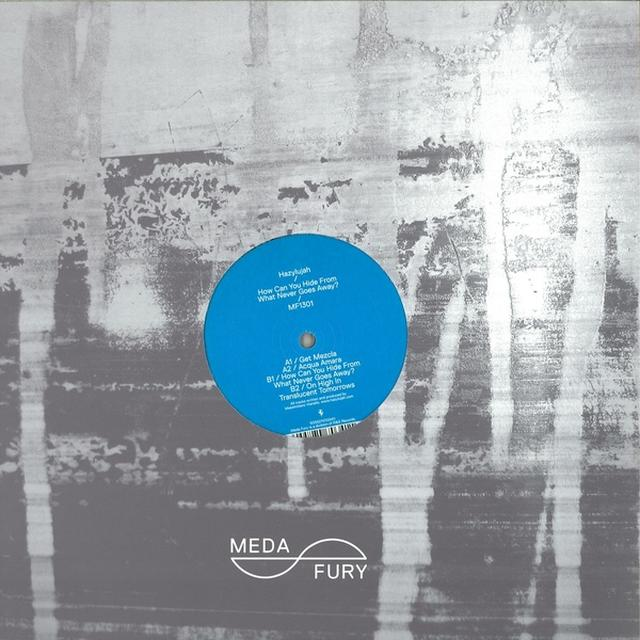 Hazylujah HOW CAN YOU HIDE FROM WHAT NEVER GOES AWAY? (UK) (Vinyl)