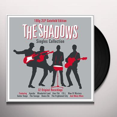 Shadows SINGLES COLLECTION Vinyl Record