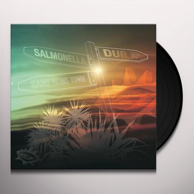 Salmonella Dub SAME HOME TOWN Vinyl Record - Australia Import