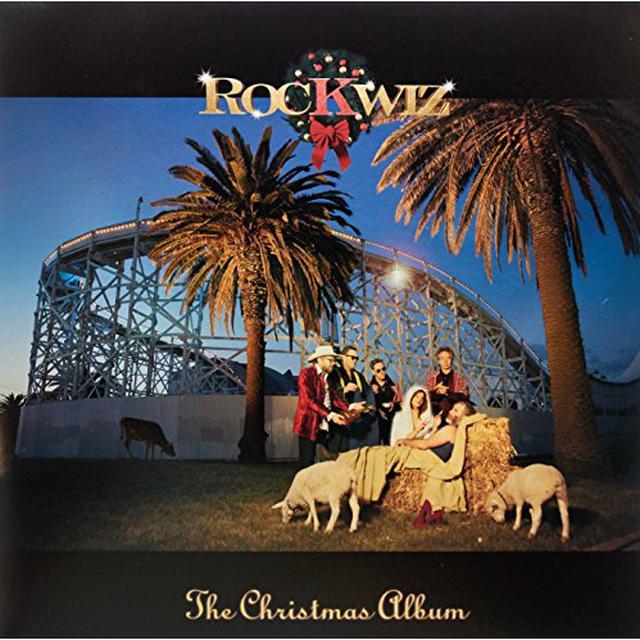 Rockwiz-The Christmas Album (Vinyl) / Various ROCKWIZ-THE CHRISTMAS ALBUM  / VARIOUS Vinyl Record