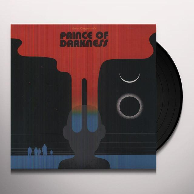 Prince Of Darkness / O.S.T. (Uk) PRINCE OF DARKNESS / O.S.T. Vinyl Record - UK Release