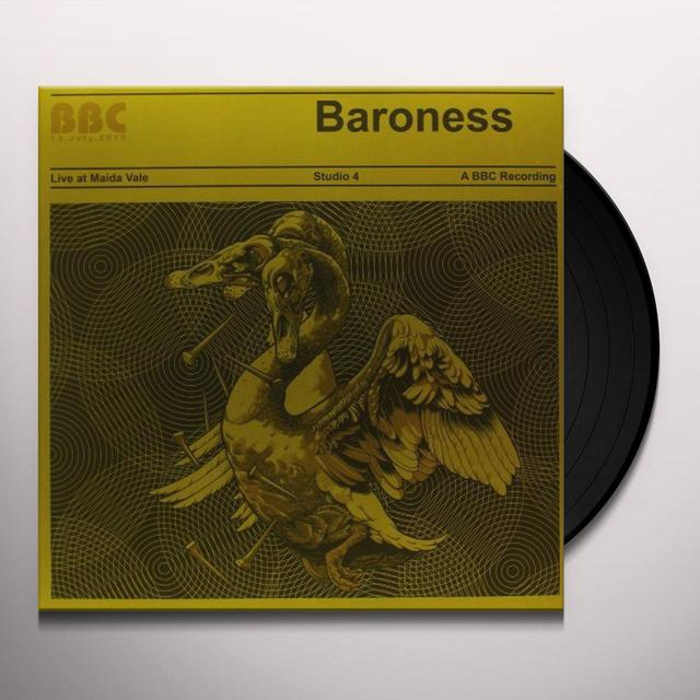Baroness LIVE AT MAIDA VALE EP [OPAQUE] Vinyl Record - UK Import