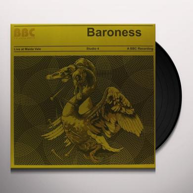 Baroness LIVE AT MAIDA VALE EP [OPAQUE] Vinyl Record