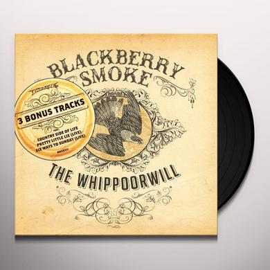 Blackberry Smoke WHIPPOORWILL Vinyl Record - UK Import