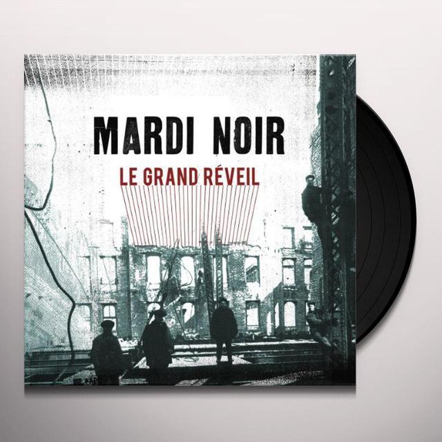 Mardi Noir LE GRAND REVEIL Vinyl Record - Canada Import