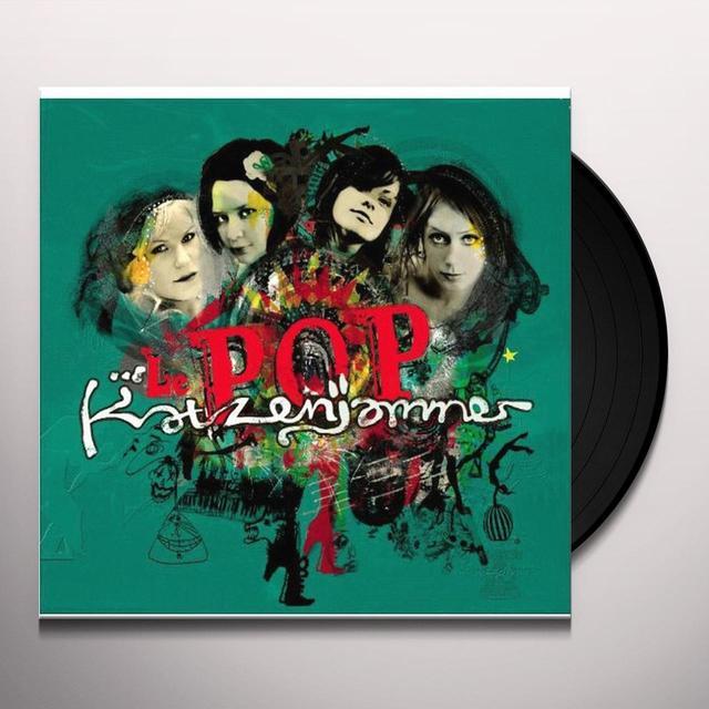 Katzenjammer LE POP Vinyl Record - UK Import