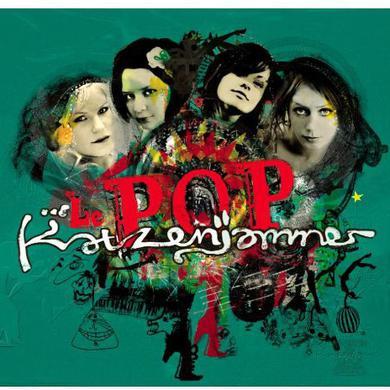Katzenjammer LE POP Vinyl Record