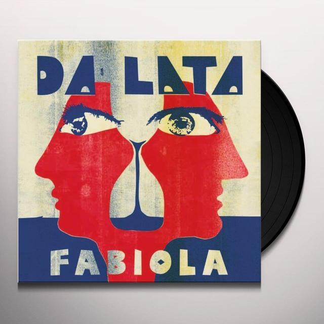 Da Lata FABIOLA (GER) Vinyl Record