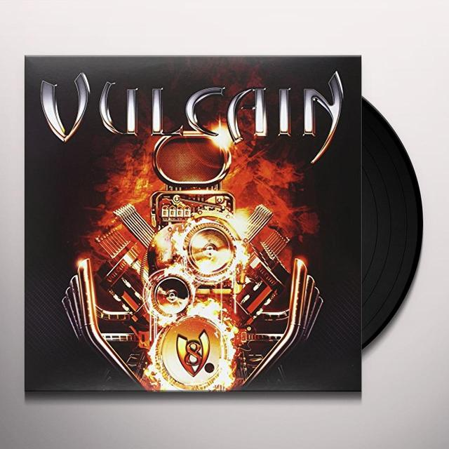 Vulcain V8 Vinyl Record