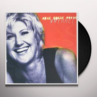Anne Grete Preus VRIMMEL Vinyl Record - Holland Import