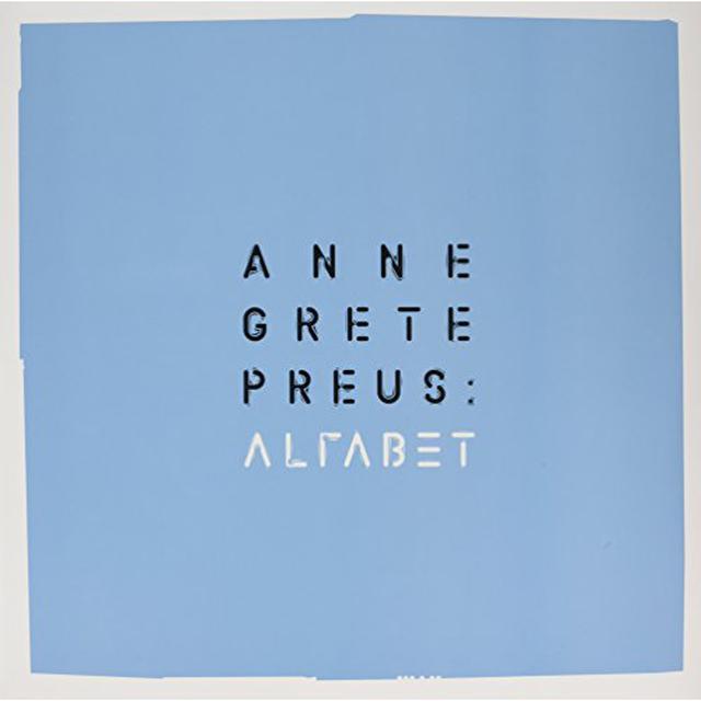 Anne Grete Preus ALFABET Vinyl Record