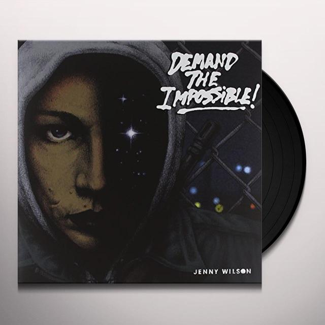 Jenny Wilson DEMAND THE IMPOSSIBLE! Vinyl Record - Holland Import