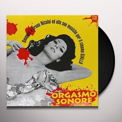 OMAGGIO A BRUNO NICOLAI ED ALLE SU MUSICHE PER IL Vinyl Record