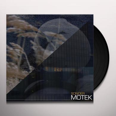 Motek SONDER Vinyl Record