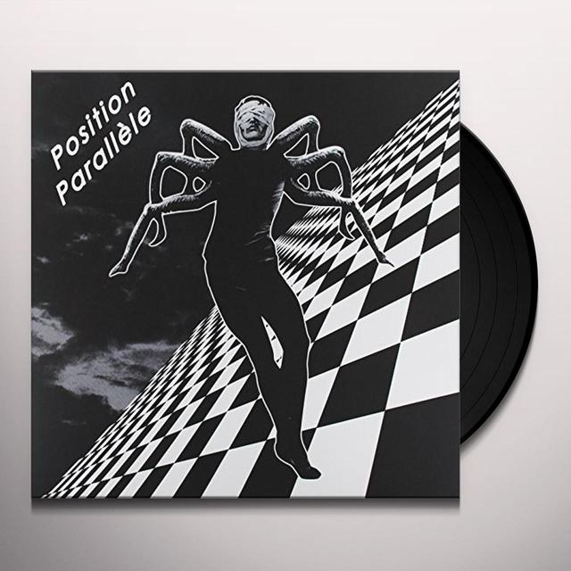 POSITION PARALLELE Vinyl Record - Holland Import